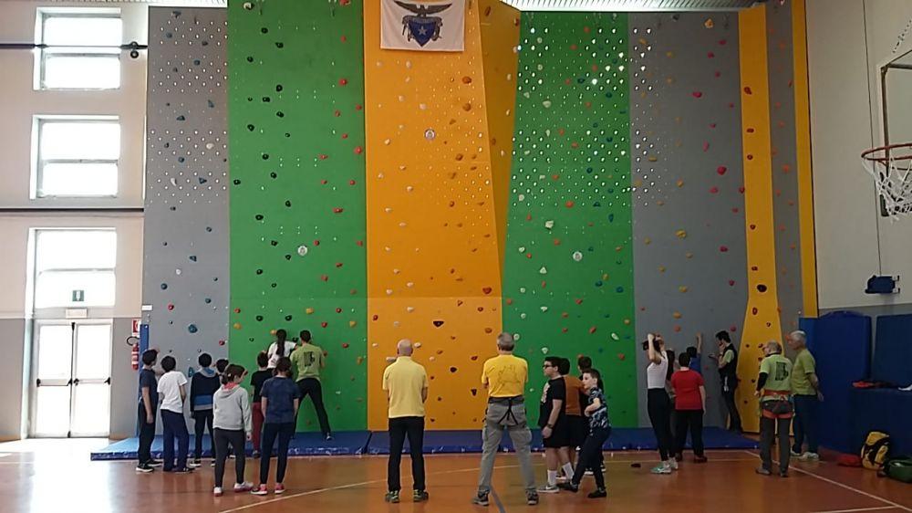 Inaugurazione1_Parete_arrampicata